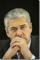 jnlx080509bc Entrevista ao Primeiro Ministro José Sócrates Bruno Simões Castanheira