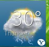 ikon cuaca