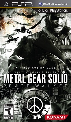 Ulasan Metal Gear Solid: Peace Walker
