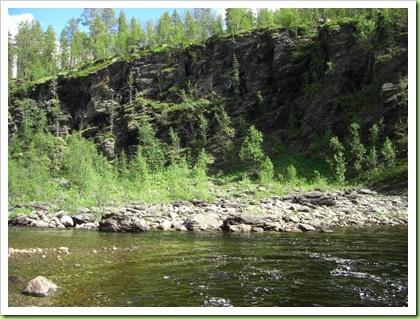 Tur til Vinsterfossen, Skåbu juni 09 011