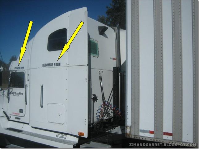Trucker Labels