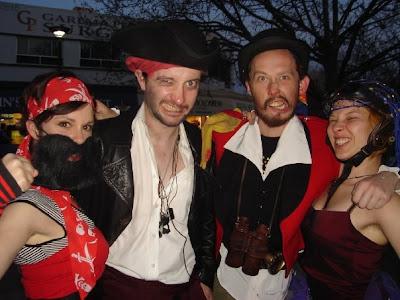 Pirate Hunt