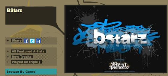 BStarz screenshot