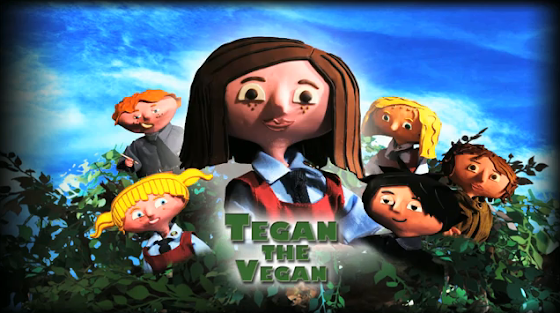 Tegan The Vegan Trailer Screenshot