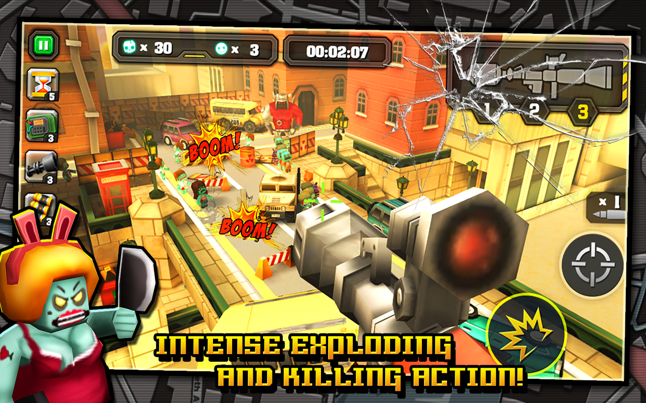 Action of Mayday: Last Defense Screenshot 3