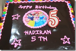 Happy Birthday Hadirah 29.10.2010 011