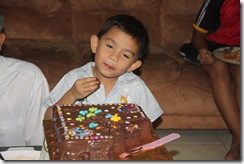 BIRTHDAY HADIF KE 7 THN 020