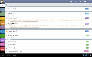 Screenshot of 2Do: To do List   Task List