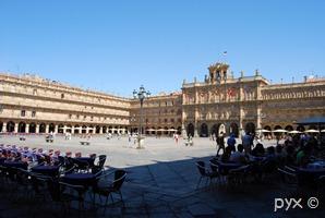 salamanca - plaza