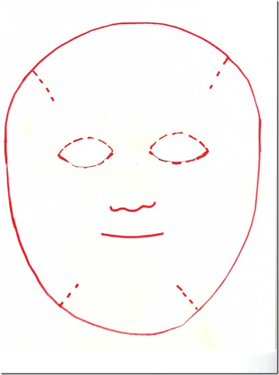 mask-template