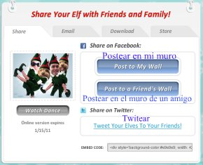 2010 12 09 1414 Cómo crear tu felicitación de navidad con ElfYourself