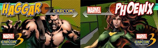 Haggar y Fenix se enfrentarán en Marvel Vs Capcom 3