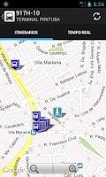 Screenshot of BusaoSP - Ônibus São Paulo
