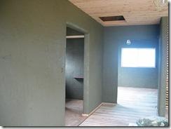 自然素材 荒壁