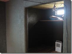 土壁の家 納戸
