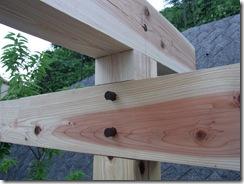 自然素材の家 多摩産杉