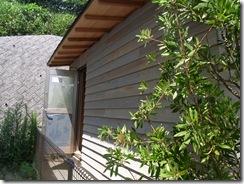自然素材の家 完成(南)