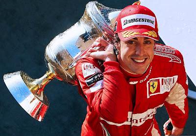 первая победа Фернандо Алонсо за Феррари