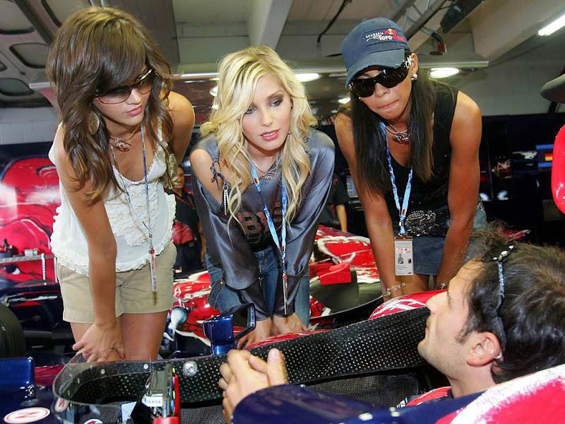 Витантонио Льюцци Toro Rosso