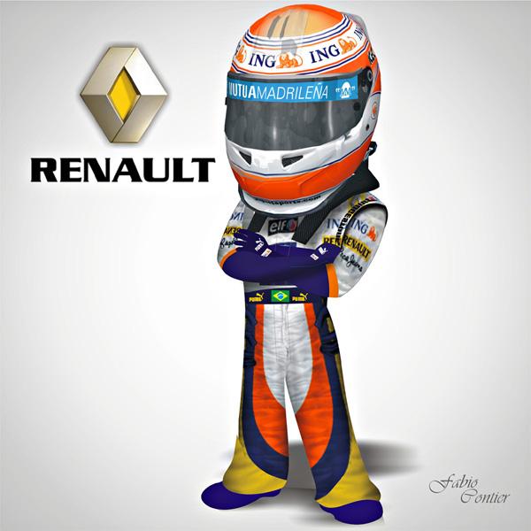 fsone 2008 Нельсиньо Пике Renault