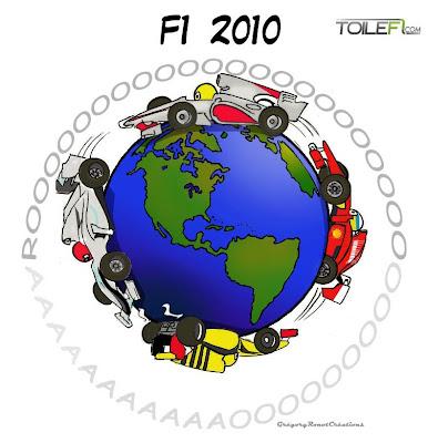 Планета Формулы-1 2010