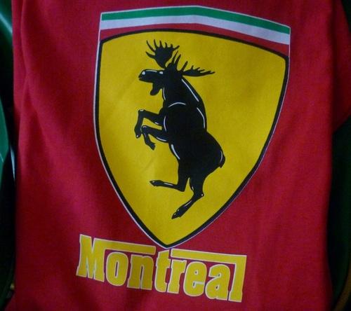 футболка Монреаль