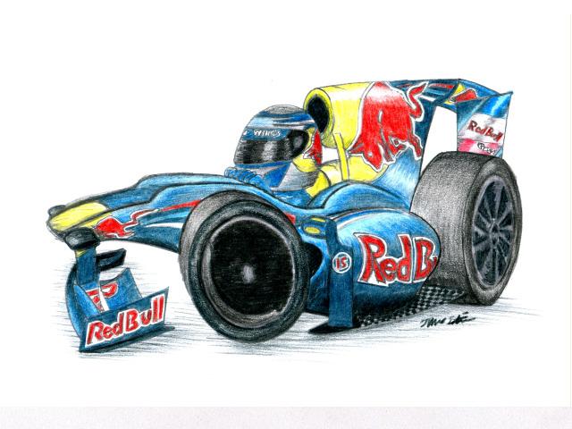 Себастьян Феттель Red Bull 2009