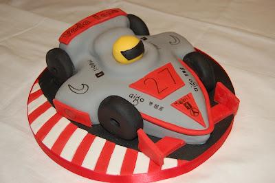 пирожное McLaren