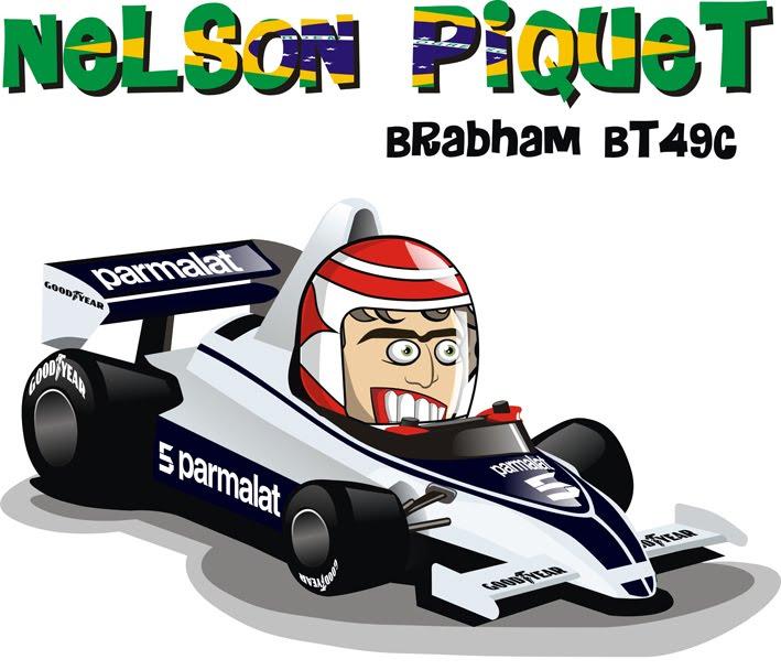 Нельсон Пике  Brabham
