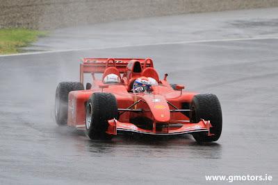 трехместный болид Ferrari