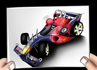Toro Rosso Marchesi Design