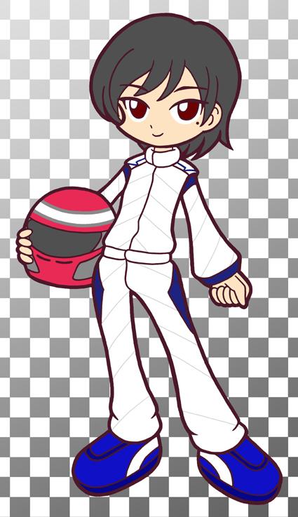 анимешный Камуи Кобаяши