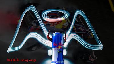 крылья Red Bull