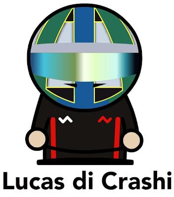 Лукас ди Грасси Unlap Гран-при Японии 2010