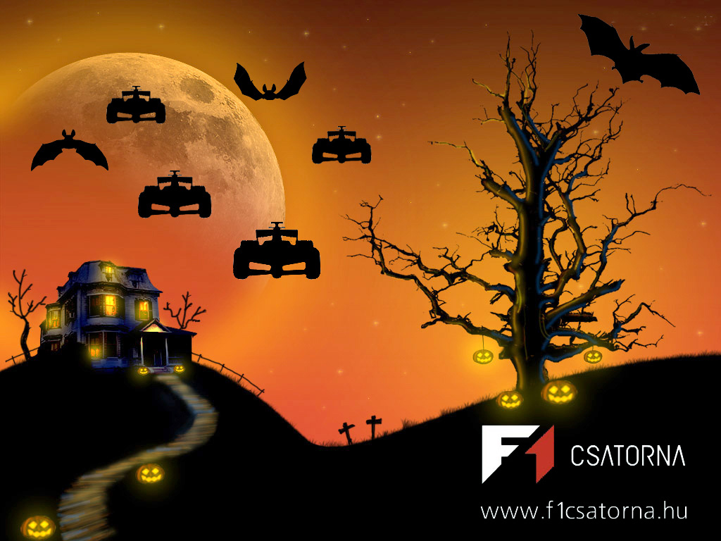 f1 csatorna halloween