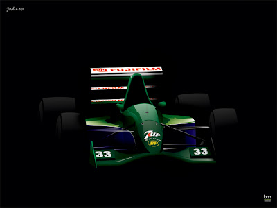 Jordan 191 by Bruno Mantovani