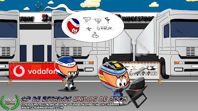 команды Michelin не могут участвовать в гонке