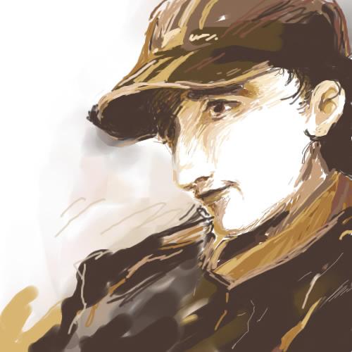 Роберт Кубица рисунок Uli