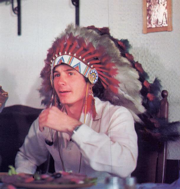 индеец Жиль Вильнев