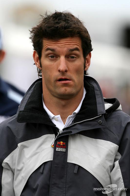 окосевший Марк Уэббер на Гран-при Франции 2007