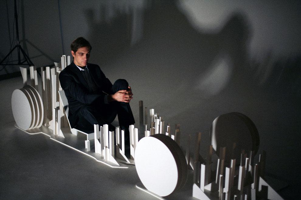 Виталий Петров на фотосессии 2011
