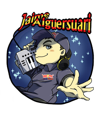 DJ Хайме Альгерсуари картинка Uli