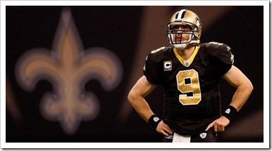 brees saints