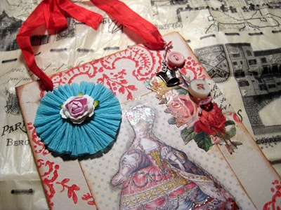 Maija Lepore altered crafts