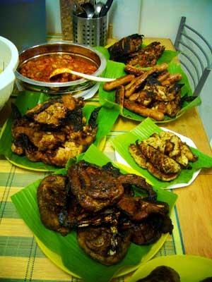 tabiat makan