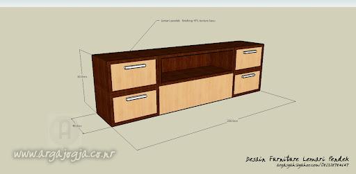 Desain Interior Kamar Tidur Utama Coklat Elegan
