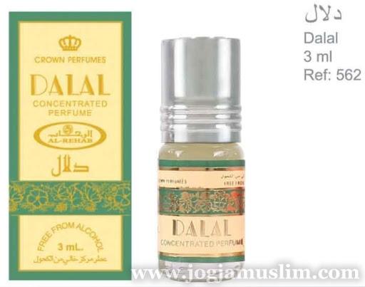 Jual Parfum Murah Al-Rehab Dalal 3 ml