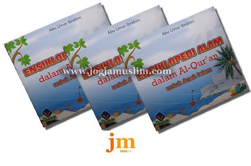 Jual Buku Ensiklopedi Alam dalam Al Qur'an Untuk Anak Islam