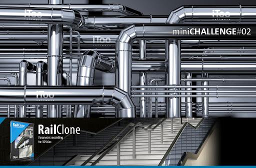 Lomba Desain The RailClone miniCHALLENGE