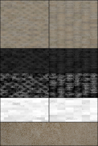 Download Gratis Sand Stone Texture Stack and Running Bond